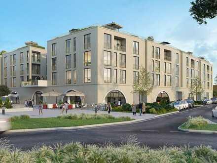 Optimale Kapitalanlage! Modernes 1-Zimmer-Apartment auf ca. 44 m² mit Loggia und Wannenbad