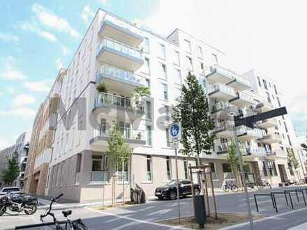 Modernes Wohnen in urbaner Lage: Exklusive 3-Zi.-ETW mit Balkon in Hamburgs neuer Mitte in Altona