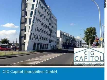 Traumhafte Wohnung mit Blick über Köln inkl. Garage und Stellplatz! Umbau in 3-Zimmerwohnung möglich