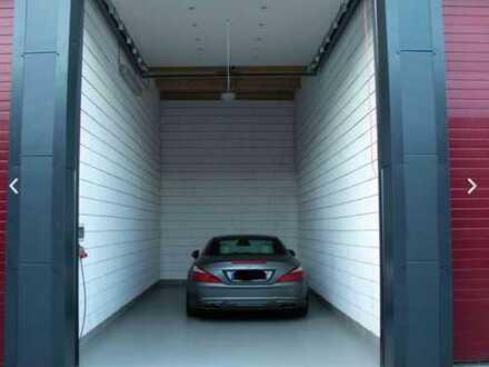 XXL-Garagen für Wohnmobile, Oldtimer oder als Lagerfläche