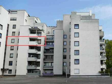 4-Zi.-Eigentumswohnung mit TG-Stellplatz