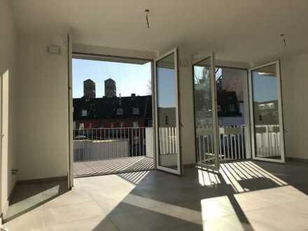 Neubau-Loftwohnung in Alt-Deutz rheinnah, ruhig, sonnig und zentral