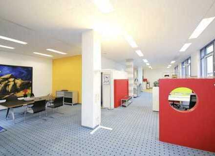 Sehr ansprechende, moderne Büroeinheit mit vielen Nutzungsmöglichkeiten, provisionfrei