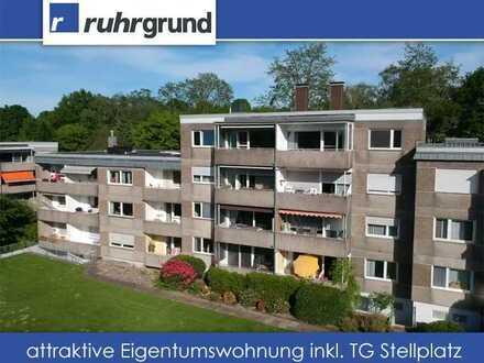 Top gepflegte Eigentumswohnung in begehrter Lage von DO-Wellinghofen!