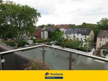Genießen Sie den Ausblick über den Dächern von Constantin!