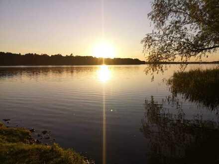 Einmalige Chance Wohnen direkt am Wasser - wie im Urlaub!
