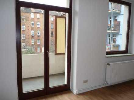 Helle 3-Zimmer-Wohnung in Linden-Süd