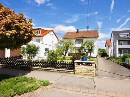 Vermietetes 3-Familienhaus in Gärtringen