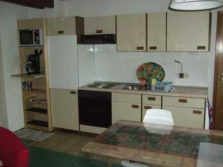 Single-Apartment mit Vollausstattung