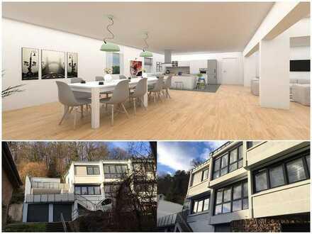 Schöne, helle, große 2 Zimmer Loft - Wohnung zzgl. Studio in Pforzheim - Dillweißenstein