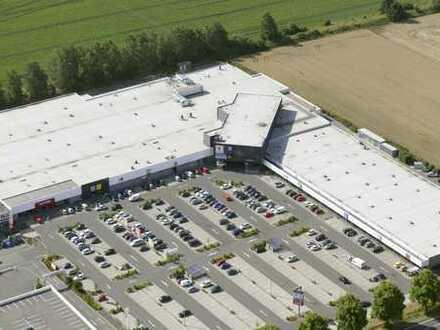 ca. 380 m² Shopfläche im gut besuchten Fachmarktzentrum, provisionsfrei zu vermieten