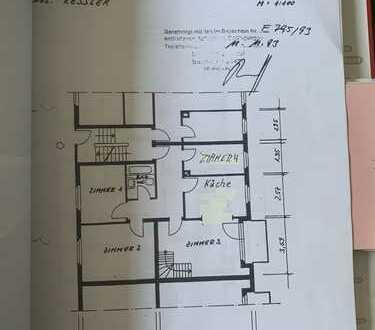 Gepflegte 6-Zimmer-Maisonette-Wohnung mit Balkon in Troisdorf