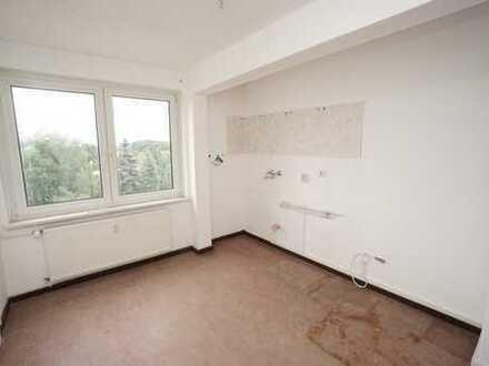 Preiswerte 2-Zimmer-Wohnung mit Renovierungskostenzuschuss