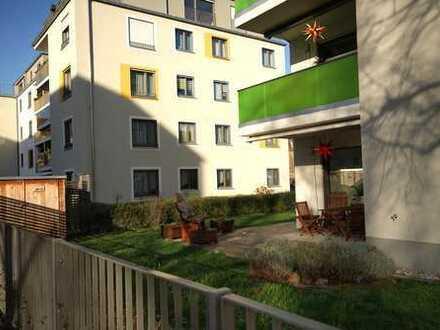 Neu - Bezugsfrei - 3-Raumwohnung mit Balkon und PKW-Stellplatz