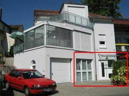 Gepflegte EG-Wohnung mit einem Zimmer und EBK in Kornwestheim