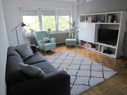 Gepflegte 3,5-Zimmer-Wohnung mit Balkon und EBK in Reutlingen