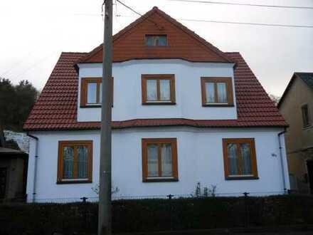 Einfamilienhaus mit großem Garten nahe der Uni-Stadt Ilmenau!