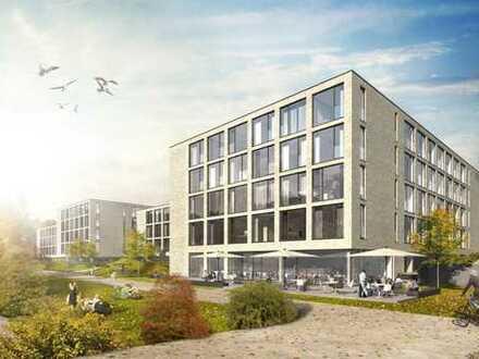 Gewerbeeinheit im schicken Neubaugebiet an der Ilmenau!
