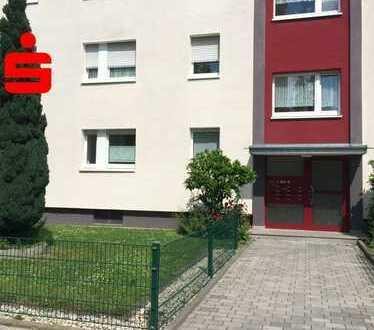 Gut geschnittene 3 Zimmer Etagenwohnung in Speyer-Erlich