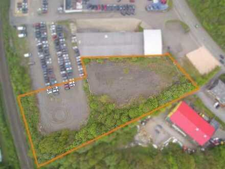Gewerbegrundstück bis 10.000 m² teilbar