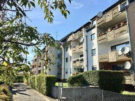 Geräumige 3-Zimmerwohnung in zentrumsnaher Lage von Troisdorf.
