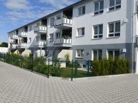 Schöne 2-ZKB-Wohnung im 2. OG mit Balkon in Mering