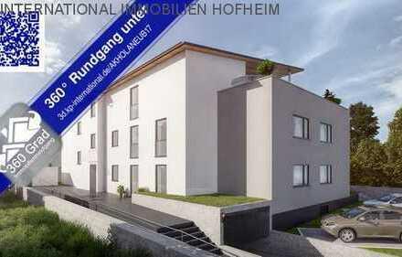 ***VERKAUFT*** NEUBAU ERSTBEZUG - Familienfreundliche 3-4-Zimmer Eigentumswohnung mit Terrasse***