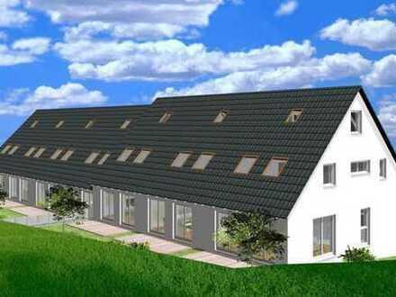 Neubau von 7-Reihenhäuser mit Garagen u. Stellplätzen in Nagold-Rohrdorf