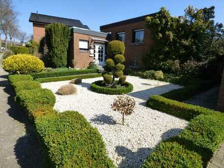 Altenberge, gepflegtes Einfamilienhaus mit Garten und Garage in ruhiger Wohnlage zu vermieten