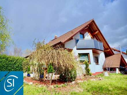 Wohlfühlatmosphäre inclusive... lichtdurchflutetes Einfamilienhaus (Niedrigenergiehaus)