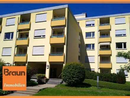 Gemütliche 2-Zimmer-Mietwohnung in zentrumsnaher Wohnlage von Bad Dürrheim