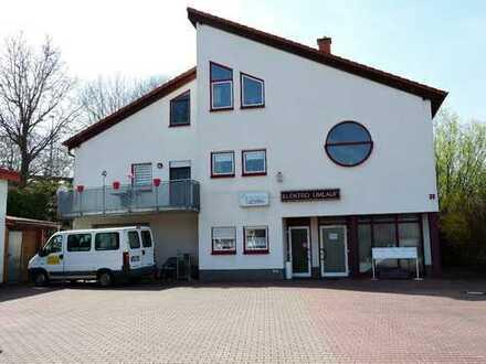 Wohnung oder Gewerbefläche 4ZKB von privat in repräsentativem Gebäude in zentraler Lage v. Grünstadt