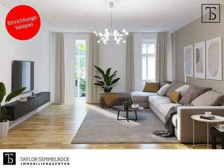 Bestens gepflegte Altbauwohnung mit Top-Ausstattung in Karlshorst
