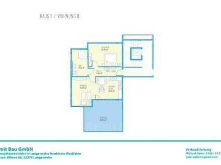 Zwei Zimmer DG-Wohnung H1W8