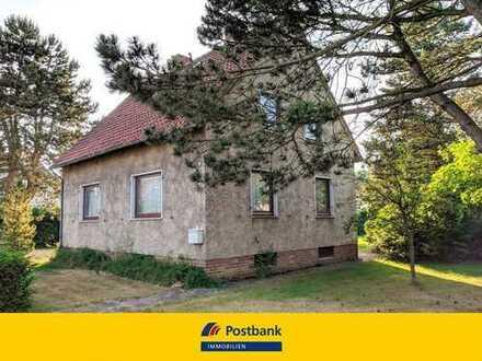 Ruhig gelegenes Einfamilienhaus in Cremlingen-Hordorf mit tollem Grundstück