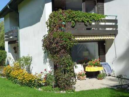 Dießen/Riederau am Ammersee 2 Zimmer Eigentumswohnung in seenaher Parkanlage - absolut ruhig