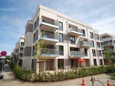 * Penthouse - moderne 5-Raum-Wohnung mit Dachterrasse und Kaminoption *