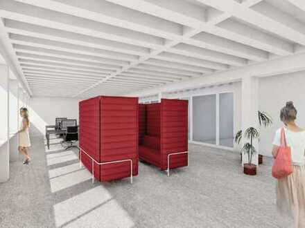 Bürolofts nach Mieterwünschen: Arbeiten in der Augustaanlage