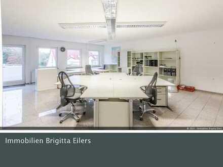 Großzügige, helle Bürofläche 176m² mit separatem Eingang in Hemelingen