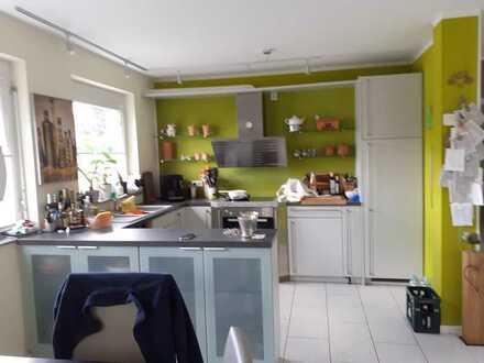 Ansprechende 3-Zimmer-Wohnung mit Garten in Bensheim/Schwanheim