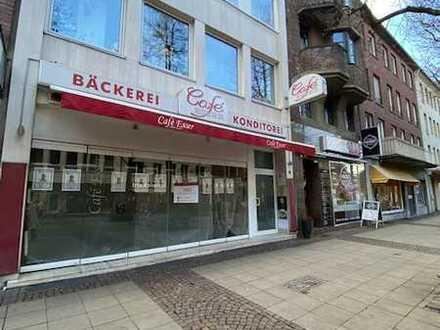 Attraktive und geräumige Gewerbefläche in Aachen-Burtscheid zu vermieten