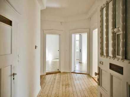 Sonnige 4-Zimmer-Wohnung am Sallplatz, 3. OG, 113 m²