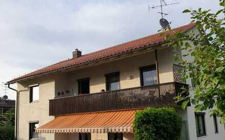 Gepflegte 4-Zimmer-Wohnung mit Balkon in Gilching