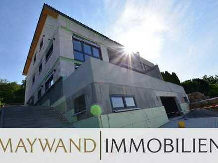 Architektenhaus zum Wohlfühlen auf herrlichem Grundstück in bester Lage von Neckarbischofsheim