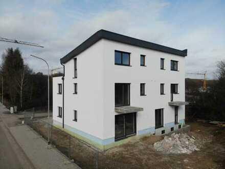 Erstbezug: stilvolle 4-Zimmer-Penthouse-Wohnung mit Dachterasse in Offenbach am Main