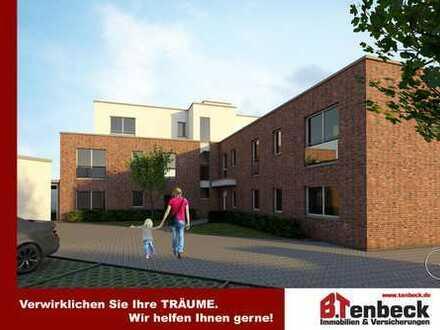 +++(5) Aufzug - Neubau - zentrale Lage von Isselburg! Wohnen im 1. Obergeschoss mit Loggia!+++