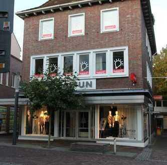 Ladenlokal Nordhorn 1 A Lage Fußgängerzone