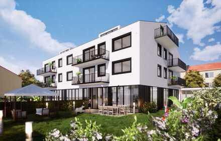 PROVISIONSFREI! Wohnung E2, ca. 115,71 qm / Erdgeschoss + Garten
