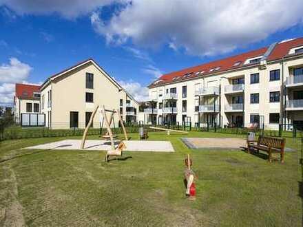 Elegante 3-Zimmer-Wohnung mit Balkon, Wannenbad und Dusche