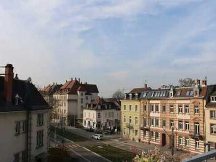 Kapitalanleger aufgepasst: Vermietetes City-Apartment fußläufig zur Uni-Freiburg